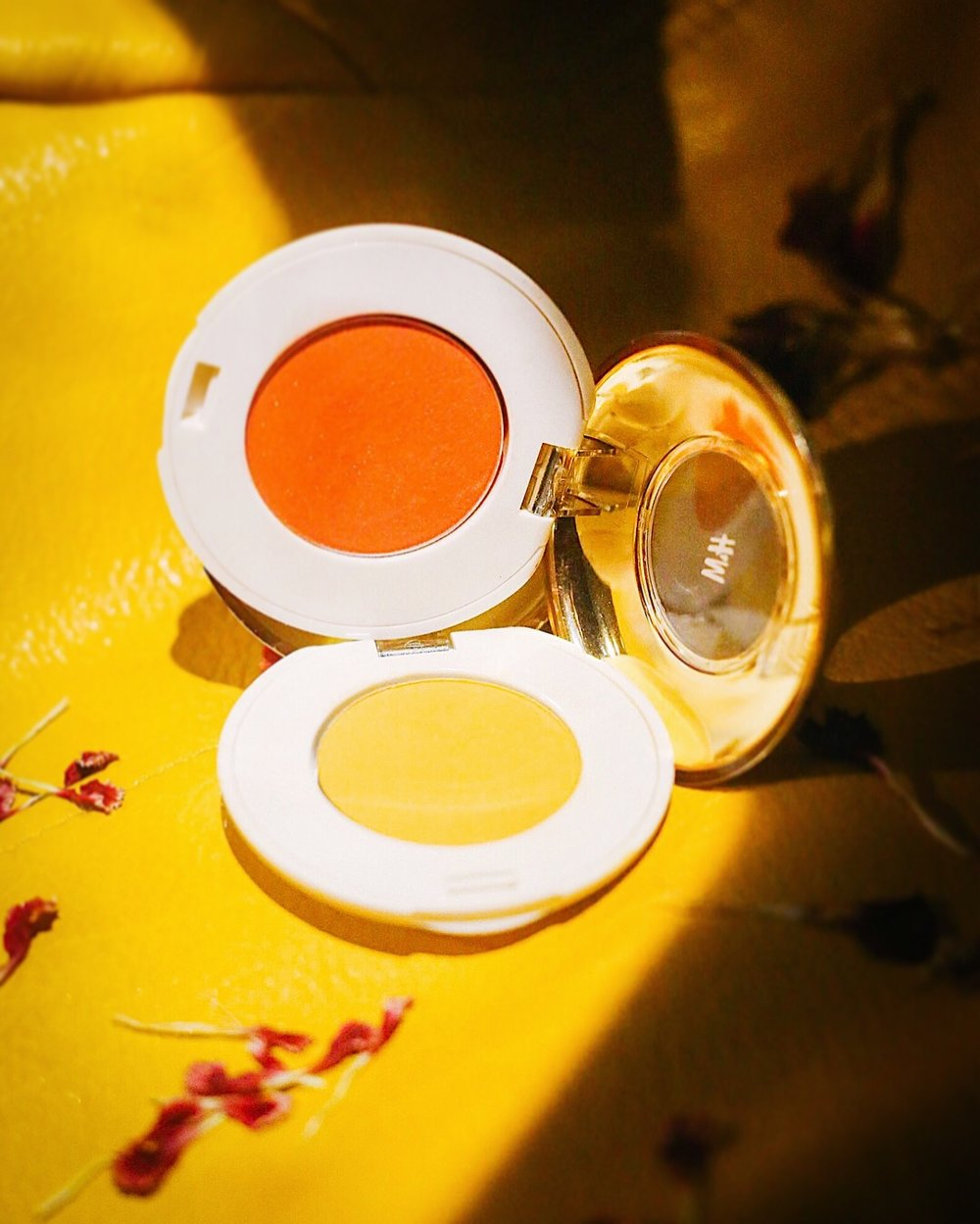 "H&M Beauty  - ""Orange Ochre"" ""Tumeric"""