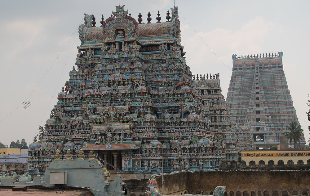 Sri Ranganathaswamy Temple, Trichy, India