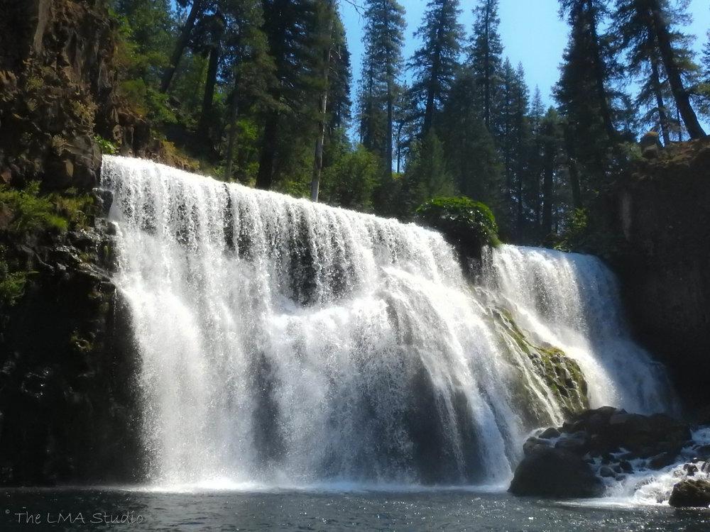 Fowler Falls- Middle Falls