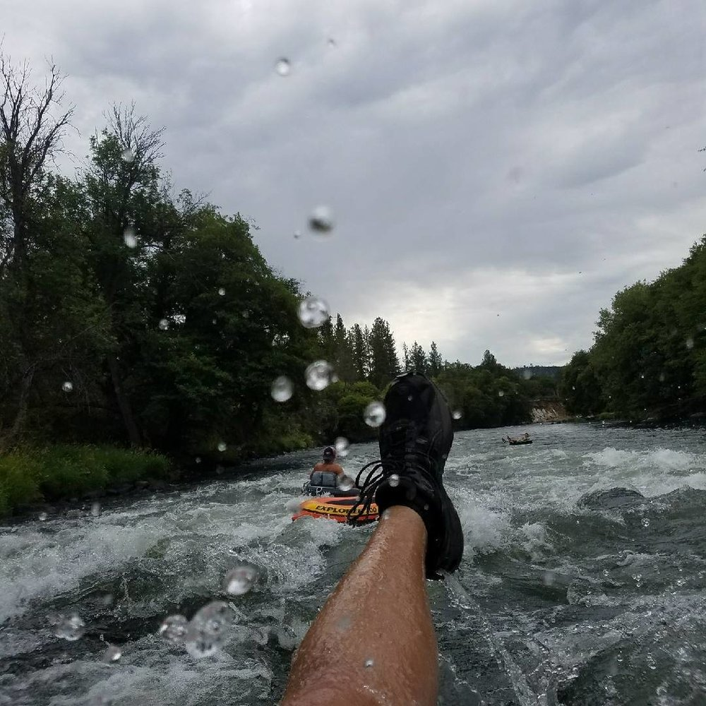 Tubing the Pit River