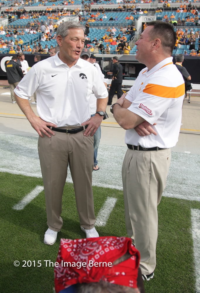 Coach Kirk Ferentz and Coach Butch Jones-025.jpg