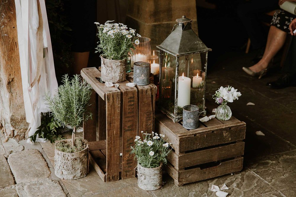 Airdale Barn decor