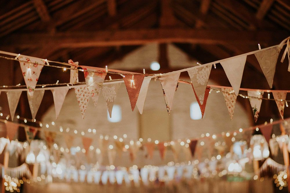 East Riddlesden Hall bunting