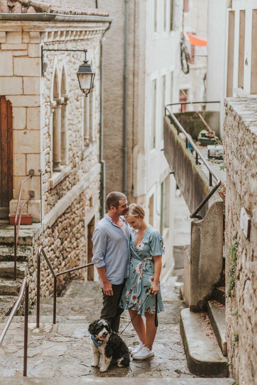Dordogne France wedding photographer