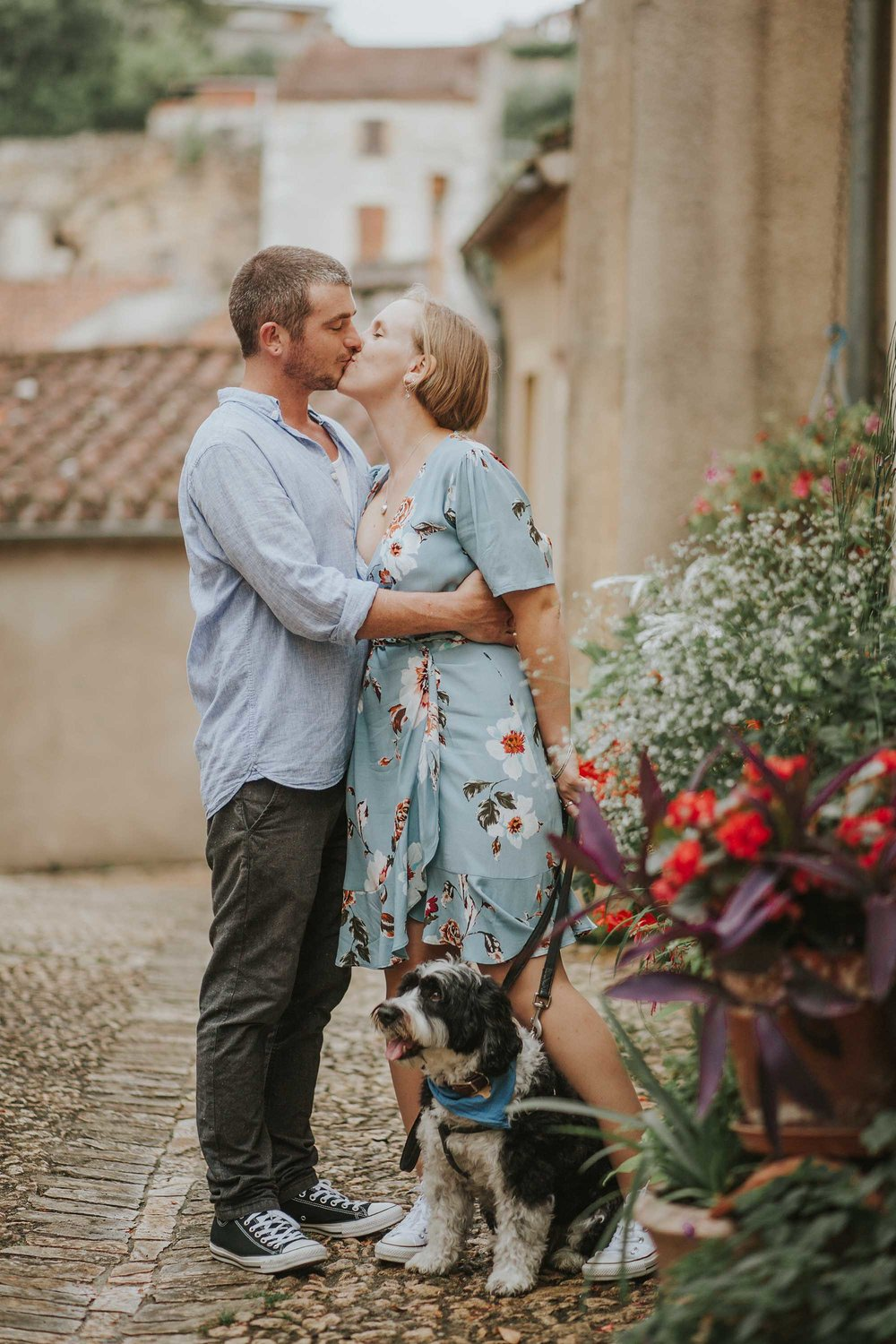 Wedding photographer in Dordogne