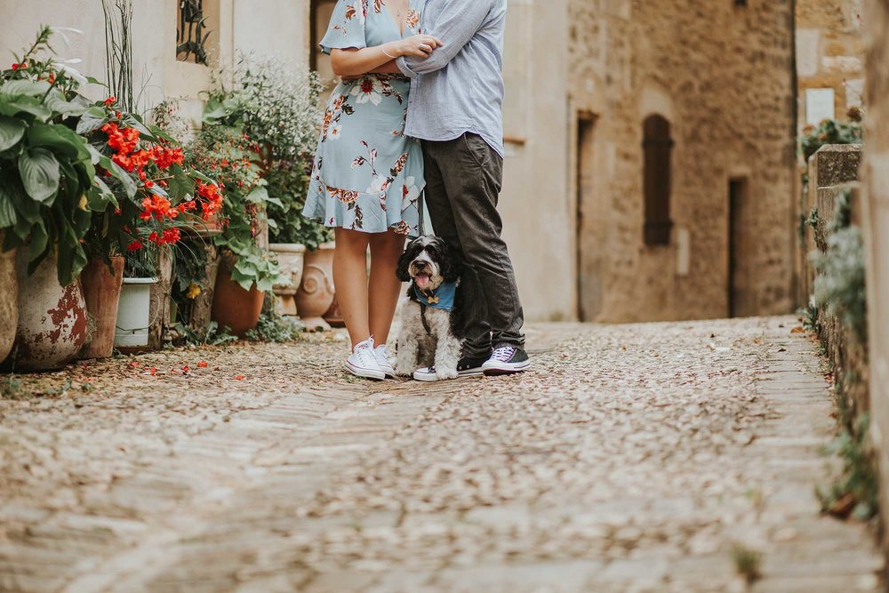 France Dordogne wedding photographer