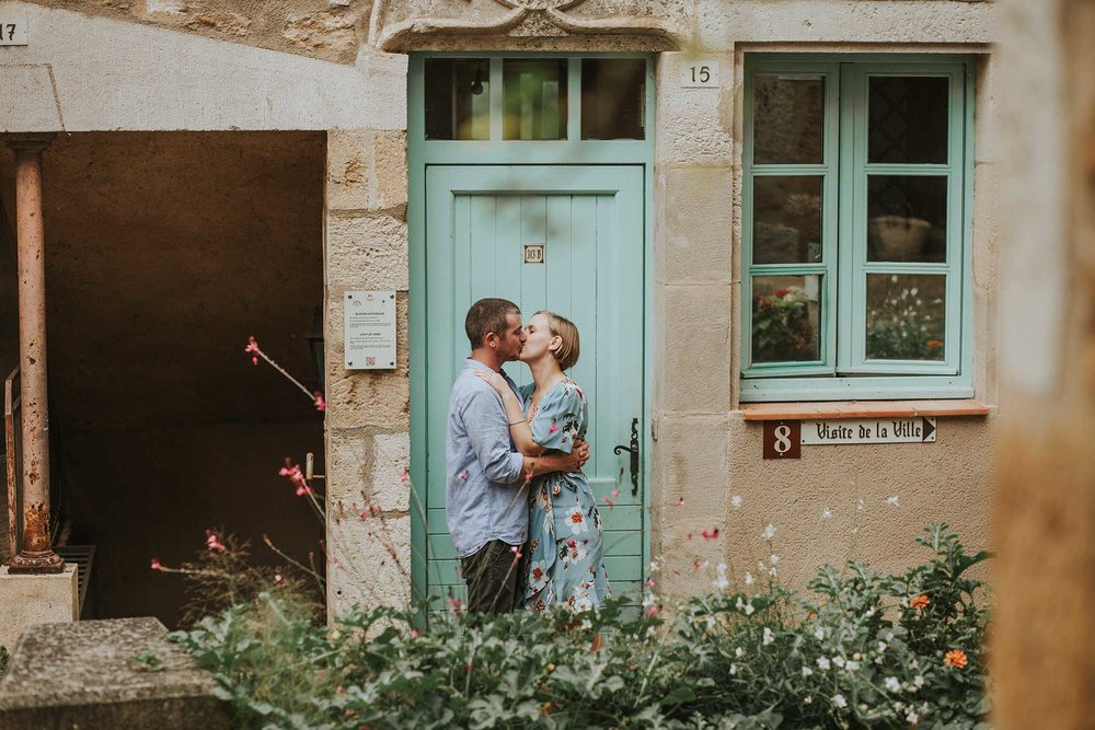 Wedding in Puy L'Eveque