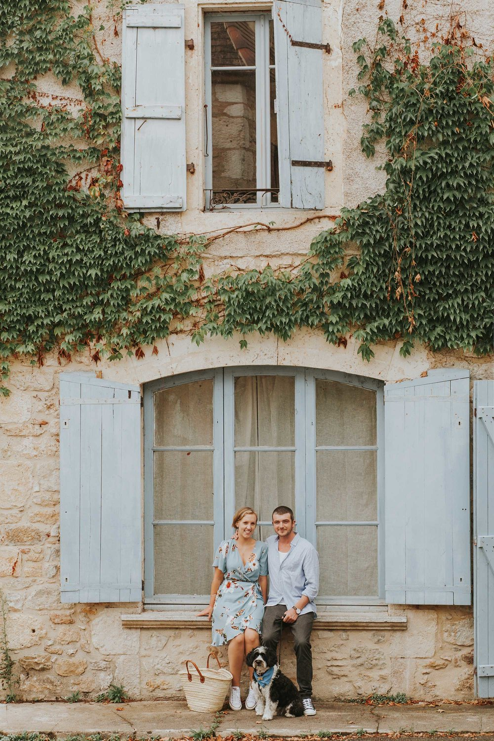 Puy L'Eveque wedding photographer