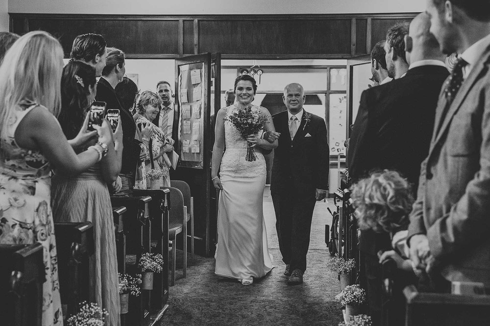 Ripponden church wedding