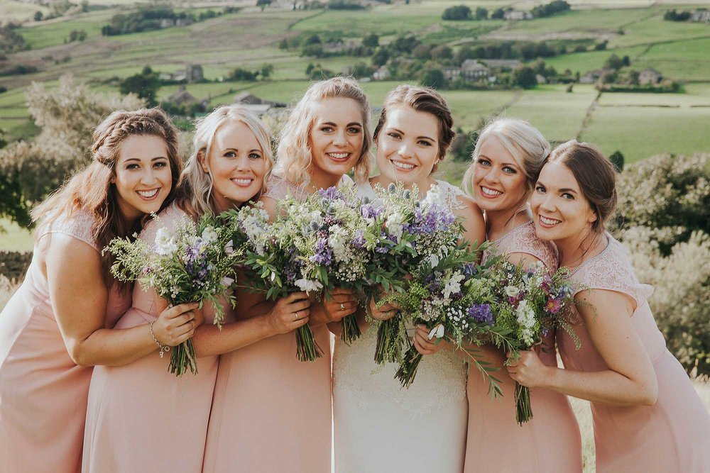 bridesmaids West Yorkshire