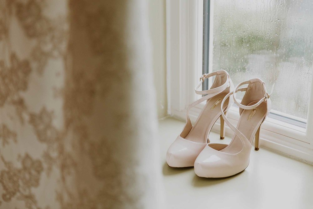 Bridal shoes West Yorkshire