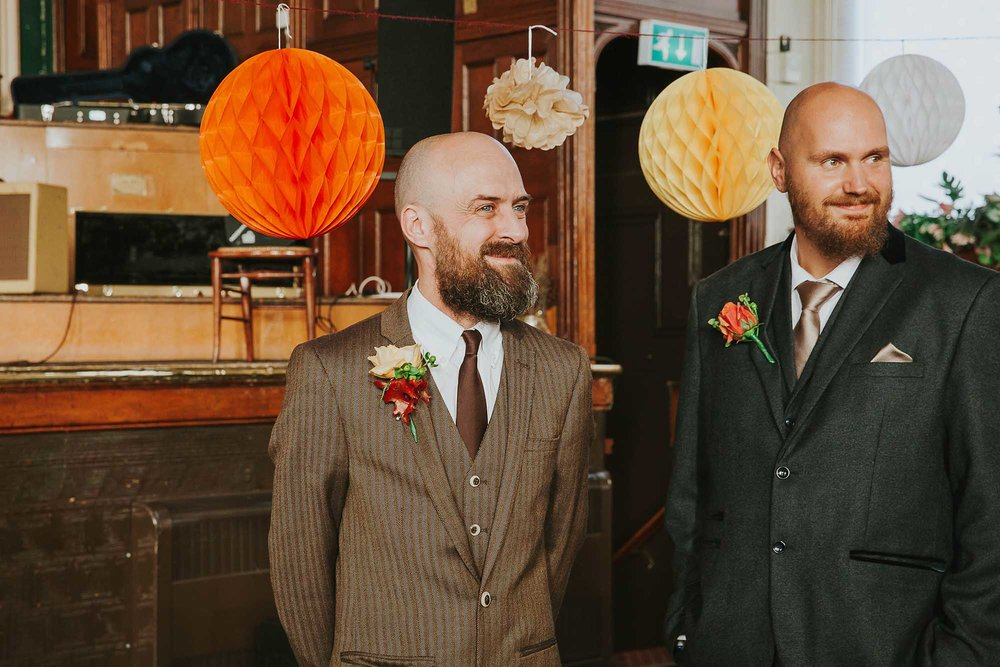 Todmorden wedding ceremony