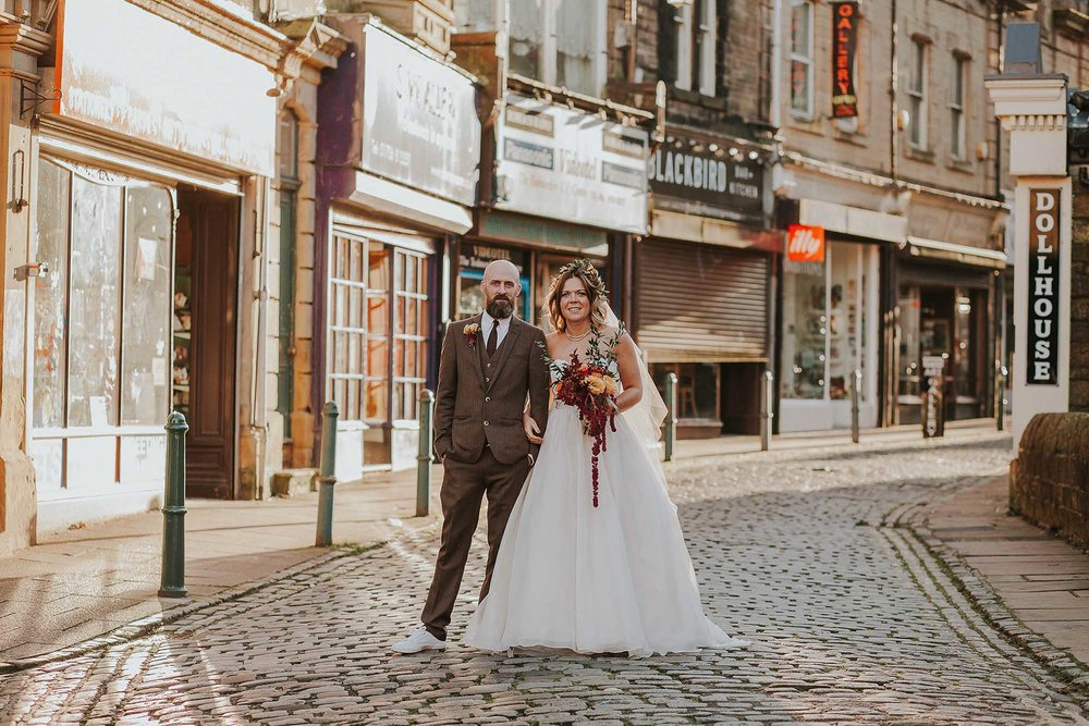 Todmorden wedding photographer