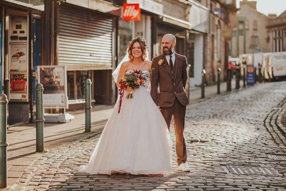 Todmorden wedding photographs