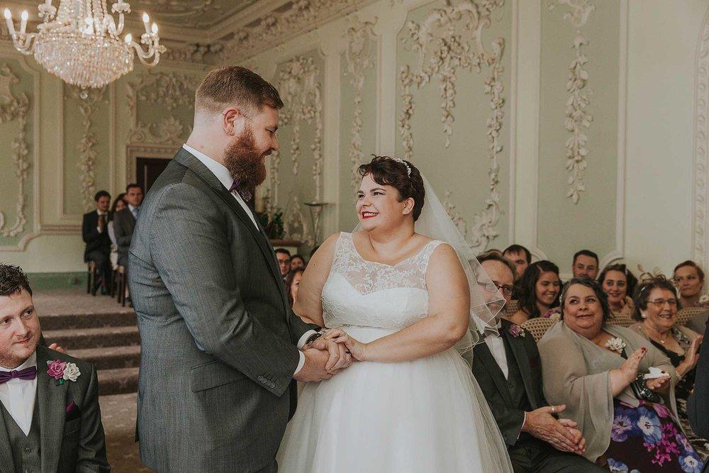 Yorkshire geeky wedding