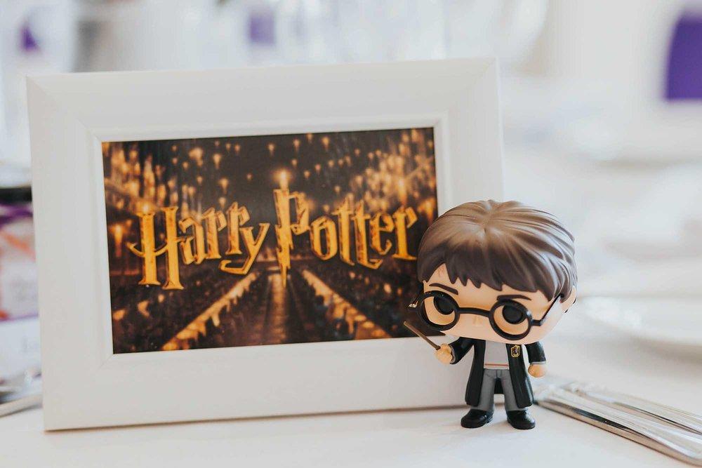 Harry Potter wedding ideas