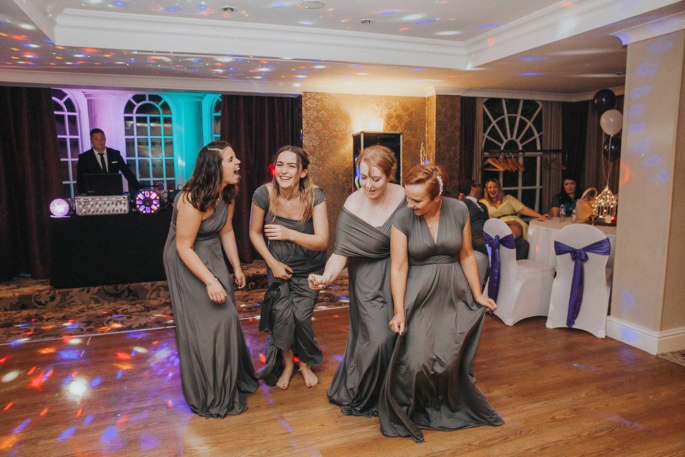 dancing at The Bridge Hotel & Spa Wetherby