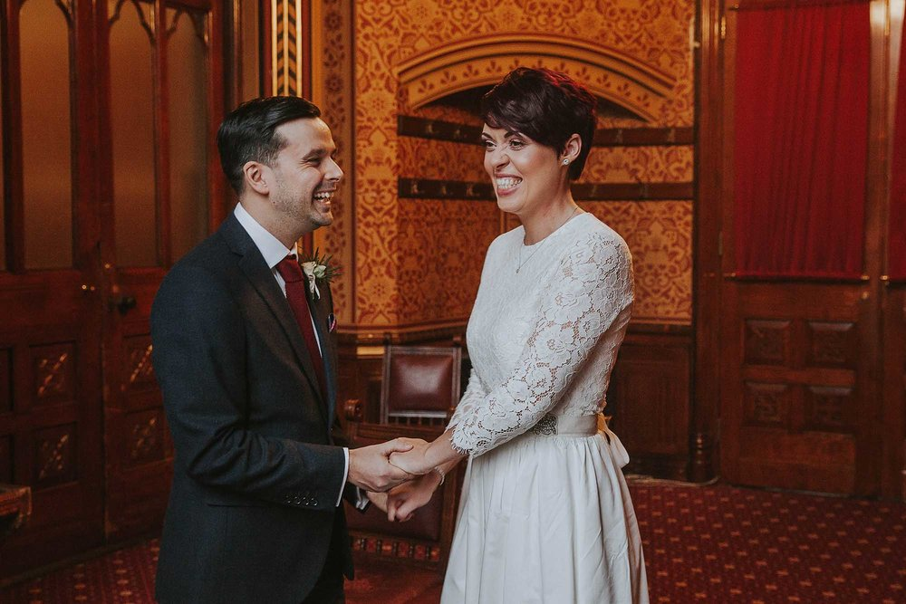 wedding in Manchester