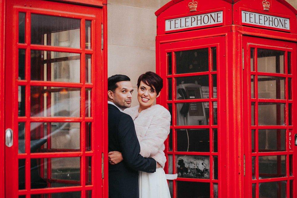 elopement inspiration UK