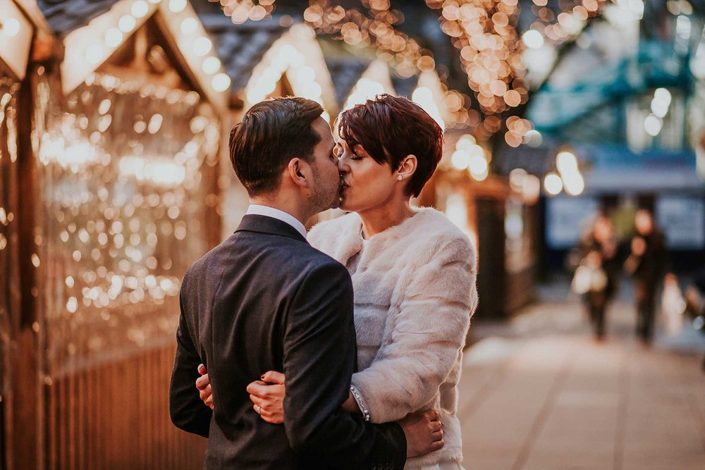 North West elopement photography