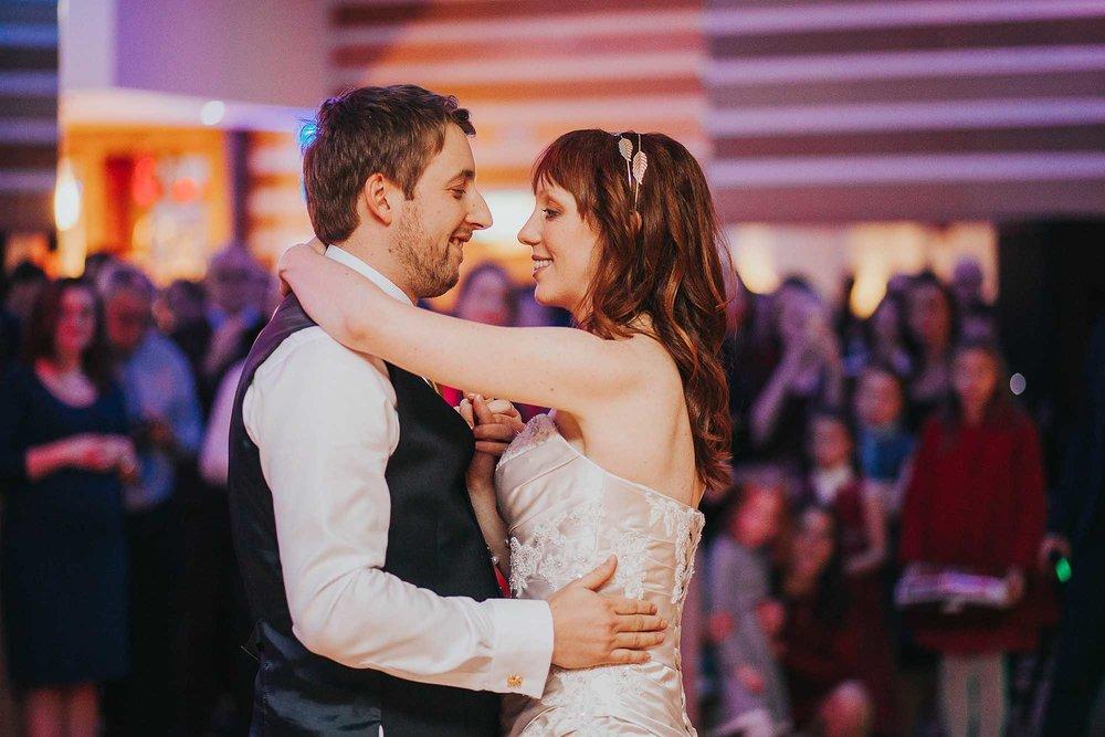 wedding photography City Limits Dance Studio Sheffield