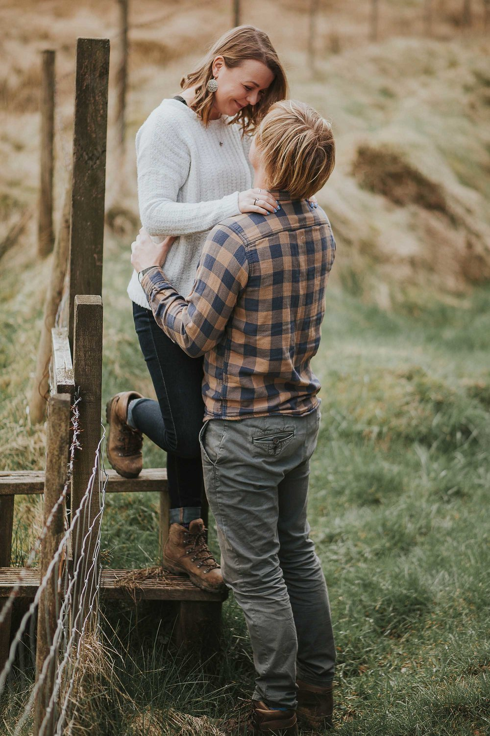 West Yorkshire engagement session