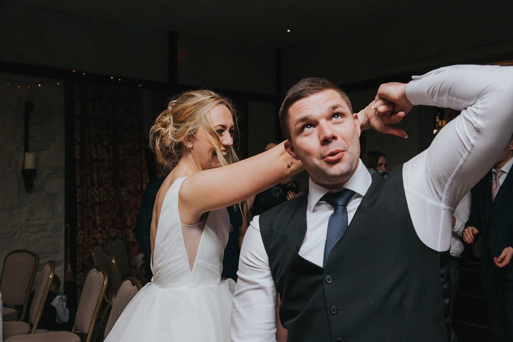 first dance at Holdsworth House