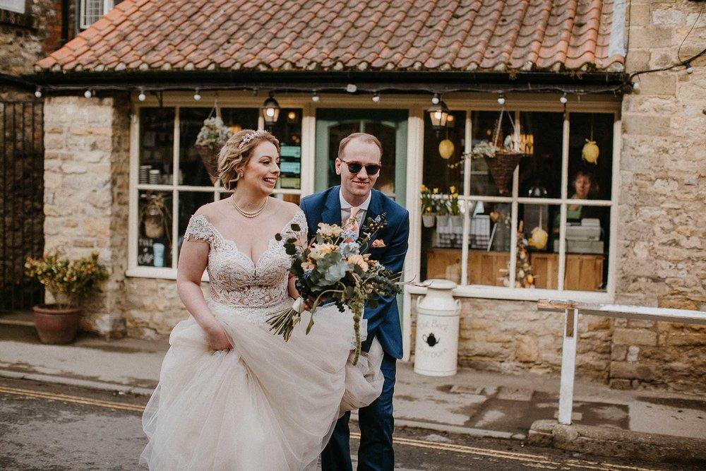 wedding portraits North Yorkshire
