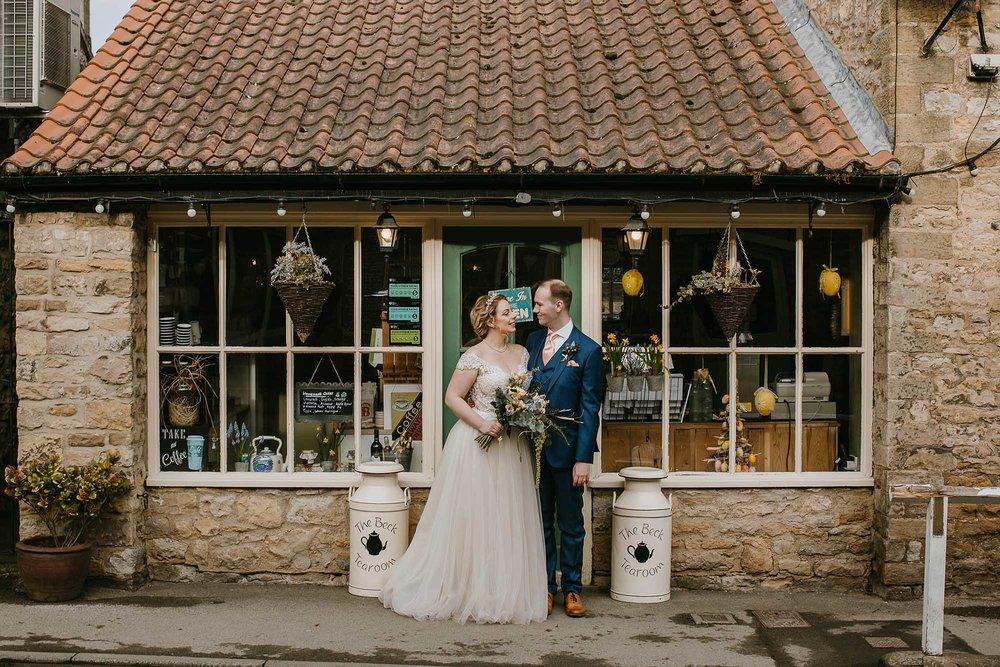 Helmsley, North Yorkshire wedding photography