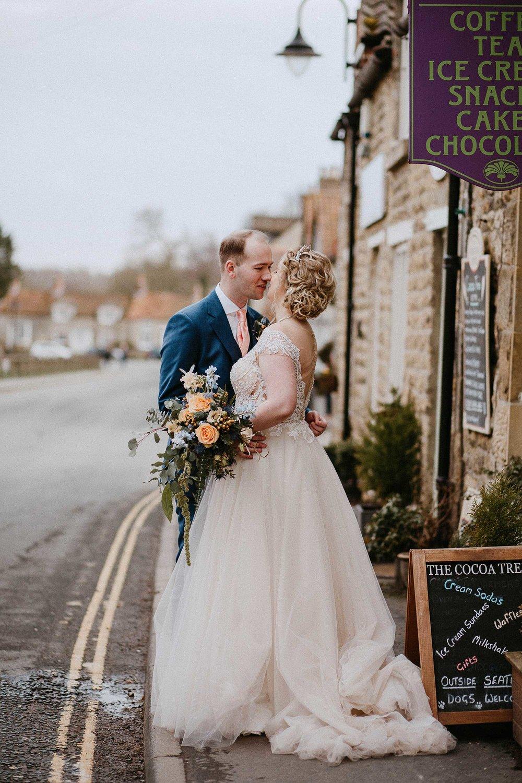 The Black Swan Helmsley wedding photography