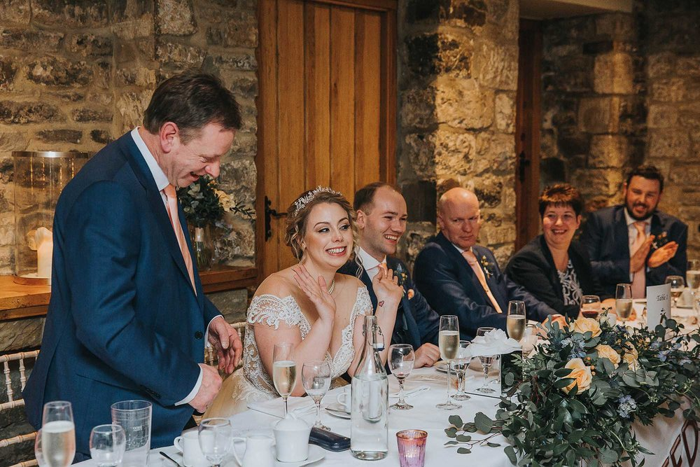 speeches at The Black Swan Helmsley