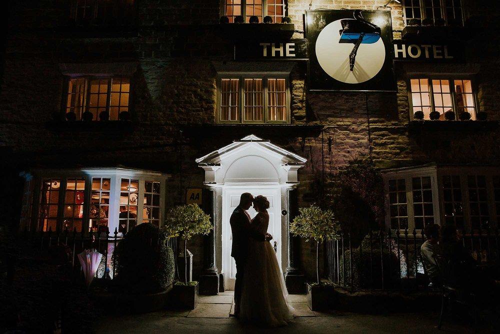 The Black Swan Helmsley wedding photos
