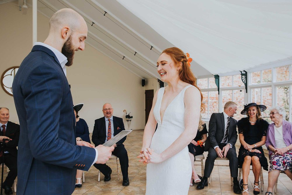 Combermere Abbey civil ceremony