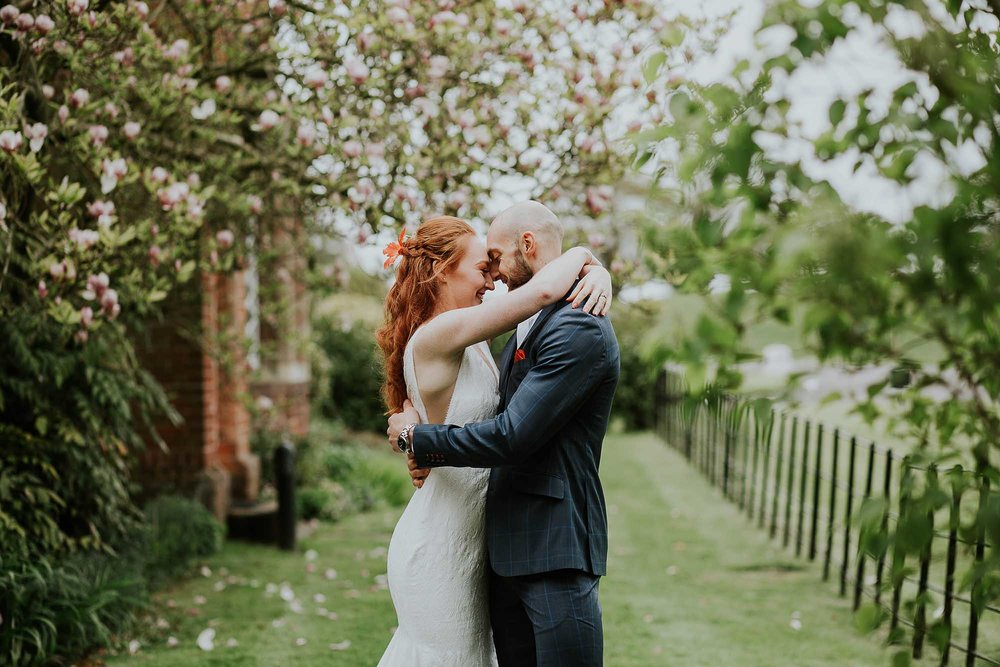 Combermere Abbey wedding Cheshire