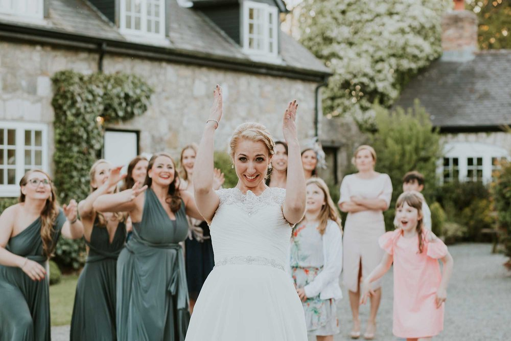 Destination wedding North Wales