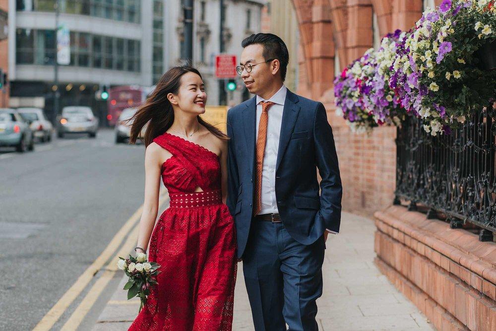 Pre-wedding photography Leeds