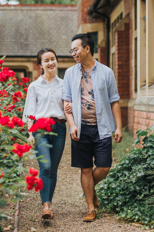 Chinese wedding photographer West Yorkshire