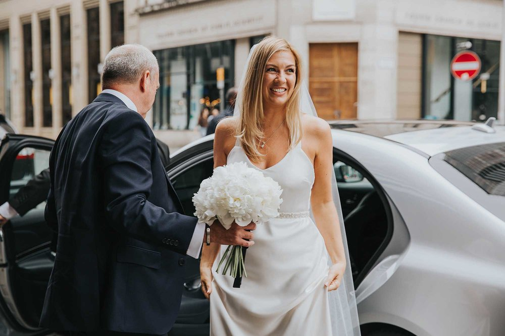 city wedding inspiration Manchester