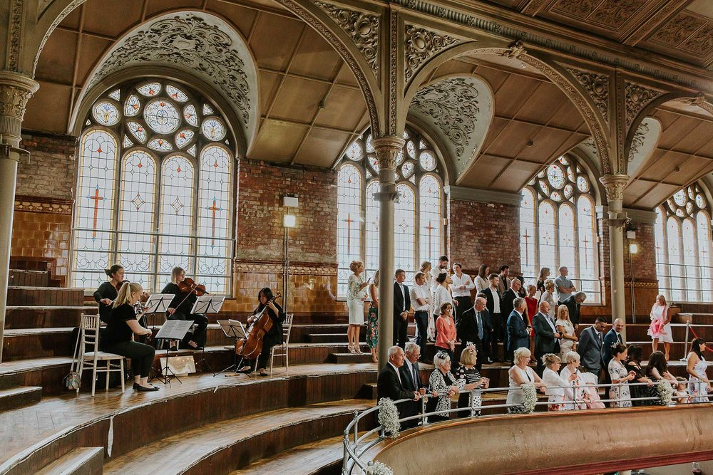 The Albert Hall Manchester Wedding
