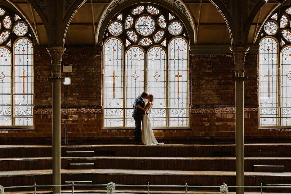 Albert Hall Manchester wedding