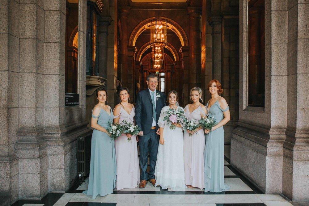 Refuge Manchester wedding photography
