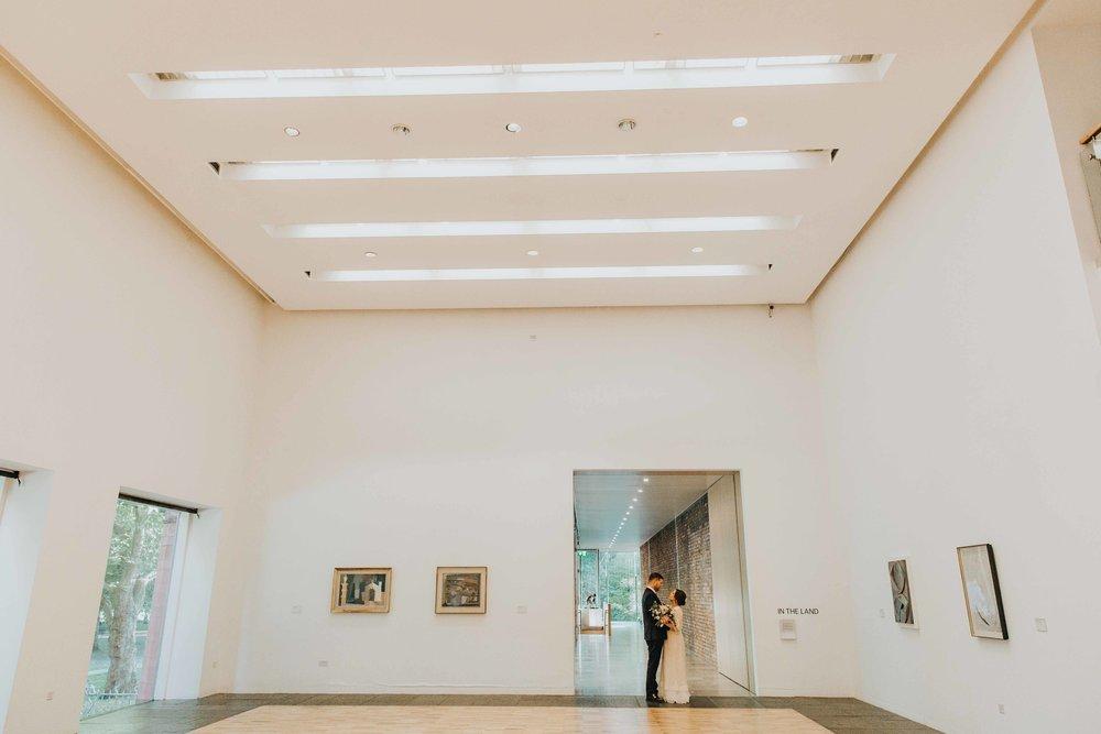 art gallery wedding venues in the UK