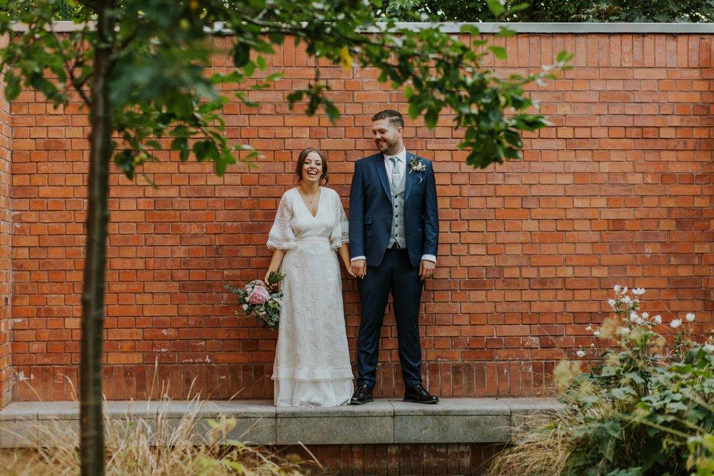 fun wedding venue Manchester