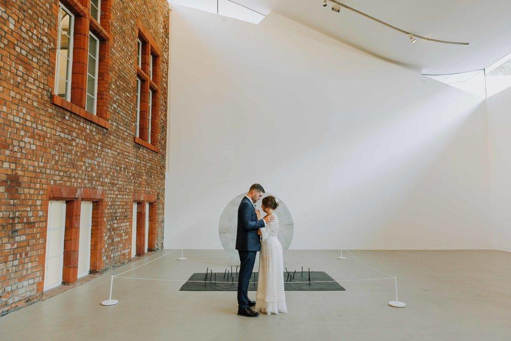 museum wedding venue in Manchester