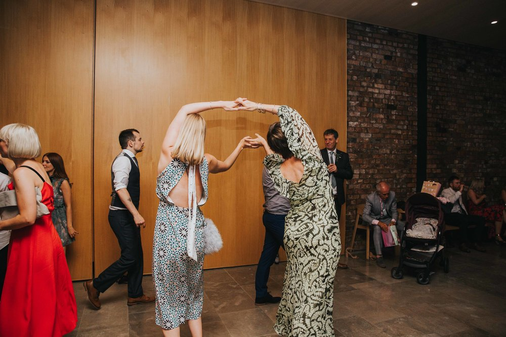 fun and quirky wedding photography UK