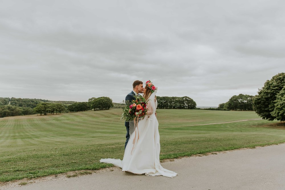 Temple Newsam wedding photography