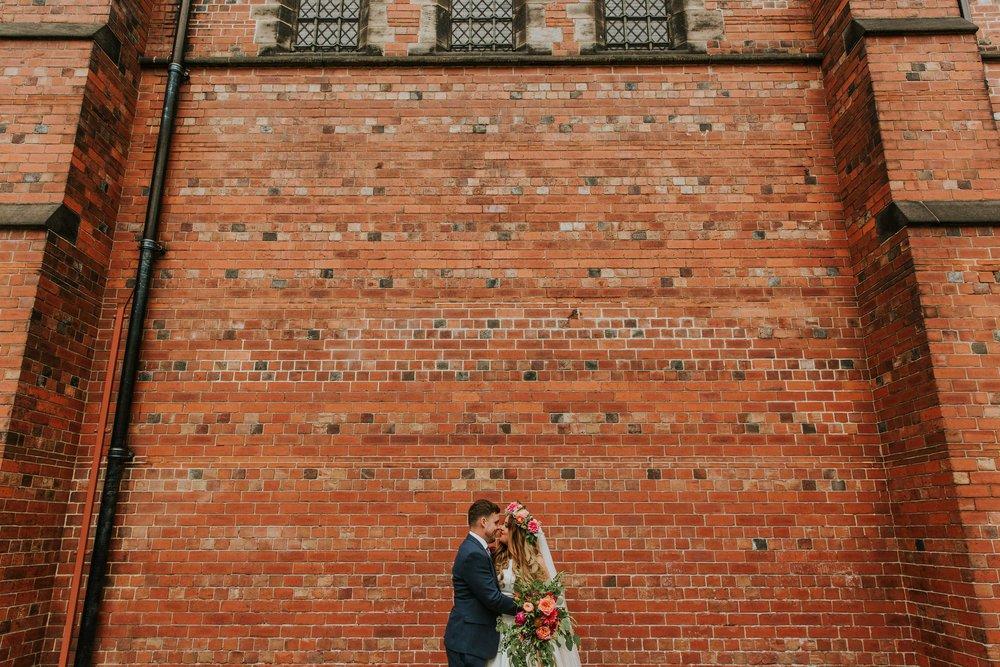Left Bank wedding venue in Leeds