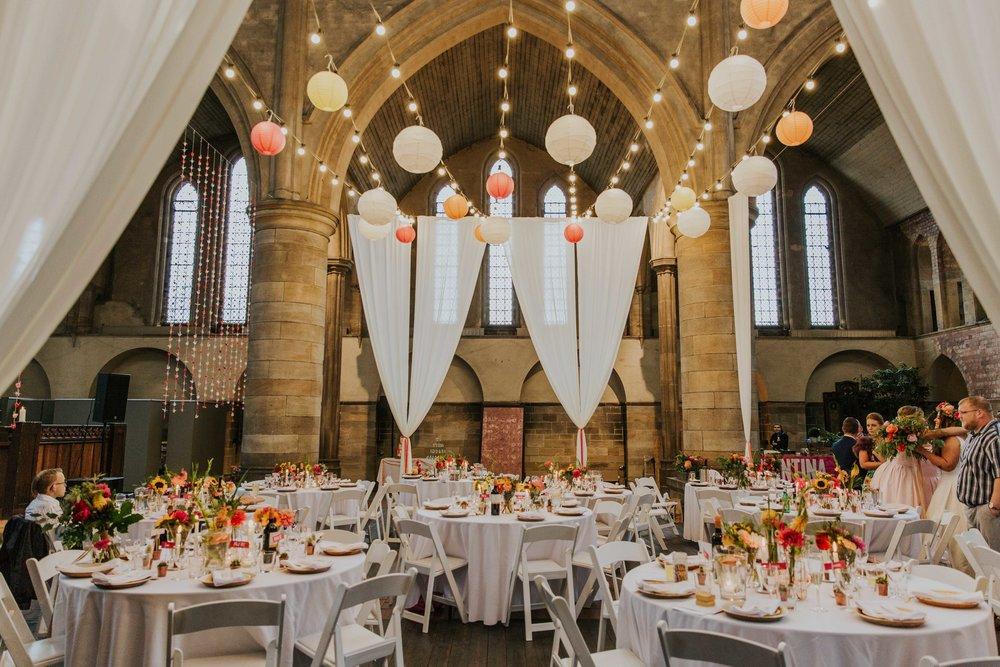 Left Bank Leeds Wedding venue