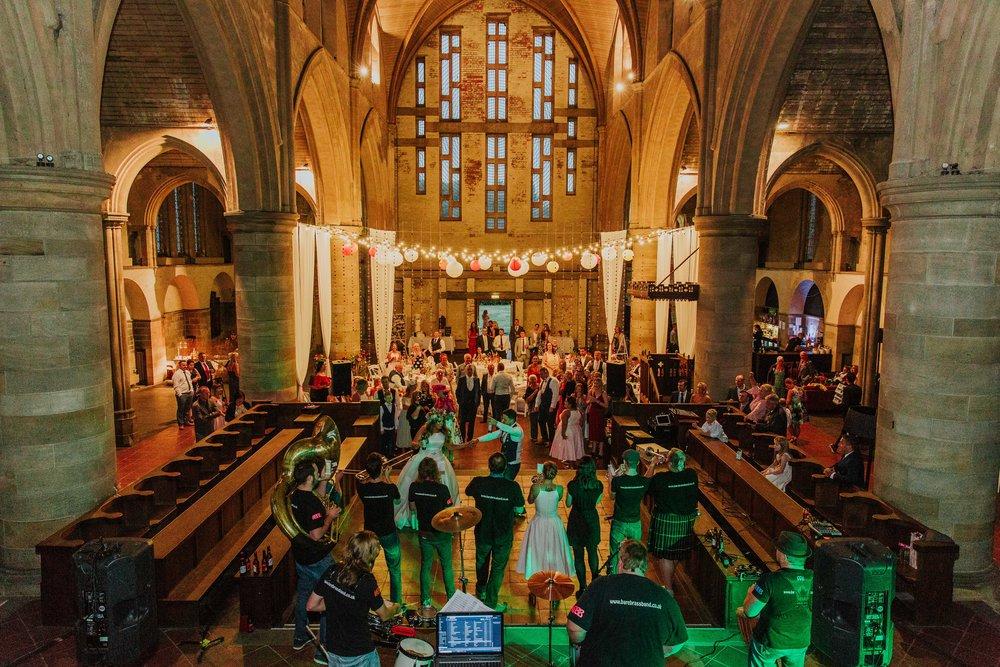 quirky wedding venues in Leeds
