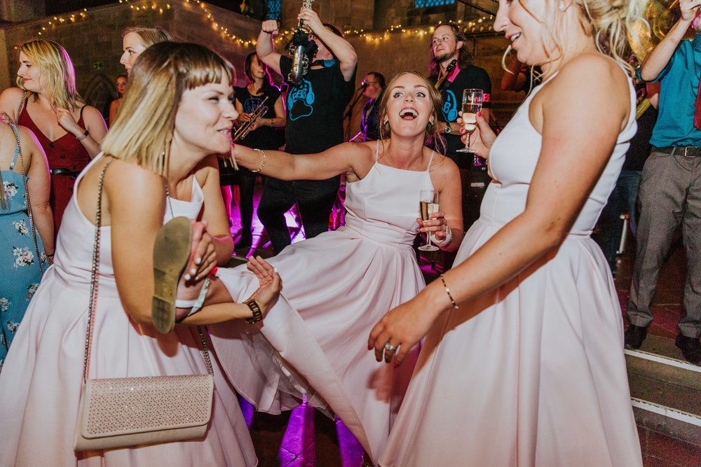 Left Bank Leeds Wedding